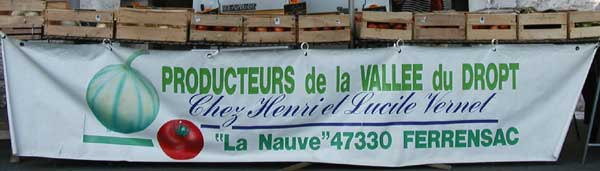 label vallée du Dropt